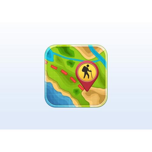 icon Naviagation App